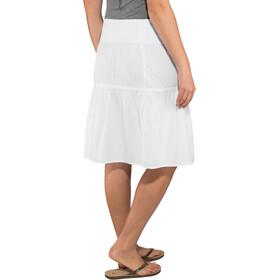Prana Taja Skirt Damen white